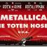 Δείτε σε live streaming τη συναυλία των Metallica στις 2 Ιουνίου