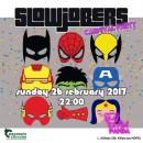 SlowJobers Carnival Party at Pink Panda | Sunday 26 February
