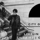 City Of The Sun | Live in Athens | Gagarin 205