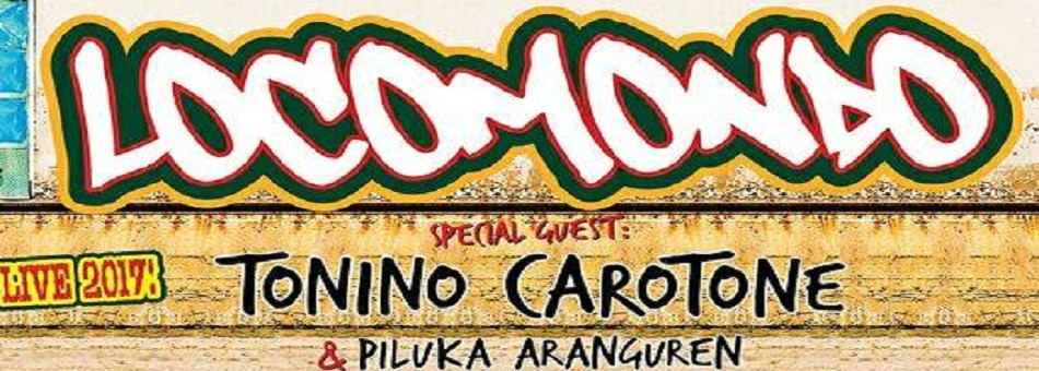 Locomondo & Tonino Carotone στην Τεχνόπολη τον Σεπτέμβρη