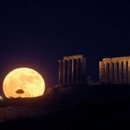 Πανσέληνος με μουσική στην Αθήνα