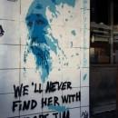 Γκράφιτι για τον Τζίμη Πανούση