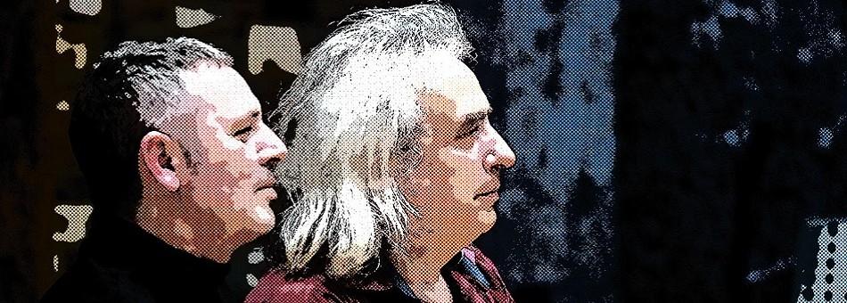 SAVE THE DATE | ΑΠΟ ΓΙΟΡΤΗ ΣΕ ΓΙΟΡΤΗ | Γιάννης Αγγελάκας – Παύλος Παυλίδης | 2/6 Αθήνα – Πλατεία νερού