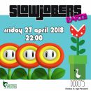 Slowjobers Party at Dodo's | Friday 27 April
