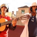 Περισσότεροι απο 40 μουσικοί απο όλο τον κόσμο, παίζουν & τραγουδούν το Cladestino
