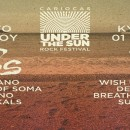 1ST UNDER THE SUN ROCK FESTIVAL | CARIOCAS BEACH BAR