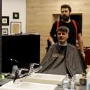 The Barber Show με τον Σπύρο Γραμμένο   Κουρεύοντας τον Φοίβο Δεληβοριά