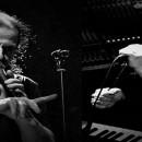 """Οι Πάνος Κατσιμίχας, Κώστας Λειβαδάς και Δημήτρης Καρράς στη μουσική σκηνή """"Σφίγγα"""""""